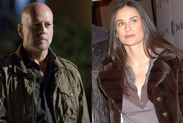 Bruce-Demi junior: Topl�s skandale! bruce willis, demi moore, talulah willis,