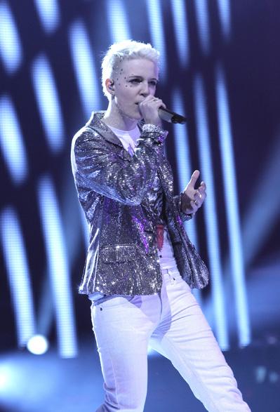 X Factor-Sarah er blevet single! x factor, sarah skaalum jørgensen,
