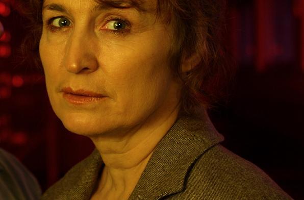 Karen-Lise Mynster frygter botox! karen-lise mynster, krumme,