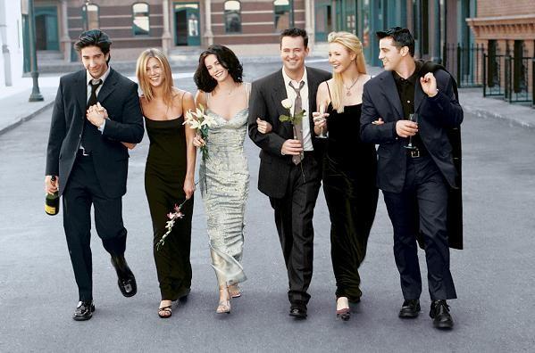 Venner forbedres fra i dag! venner, friends, courteney cox, jennifer aniston, lisa kudrow,