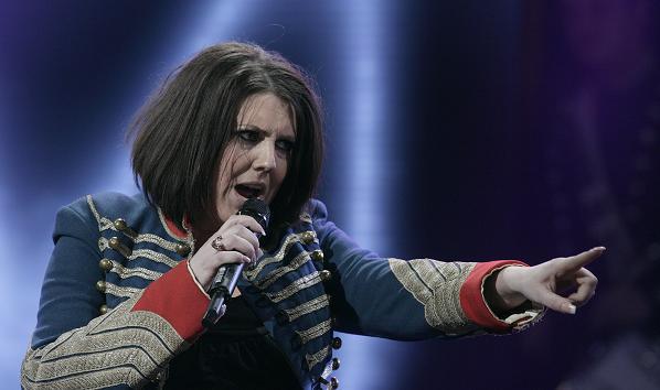Kiloene rasler af X Factor-Linda! linda andrews, x factor,