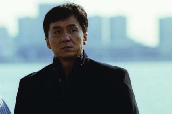 Jackie Chan besøger Struer! jackie chan,