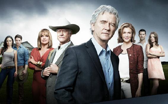 Nye Dallas-afsnit starter i aften! dallas,
