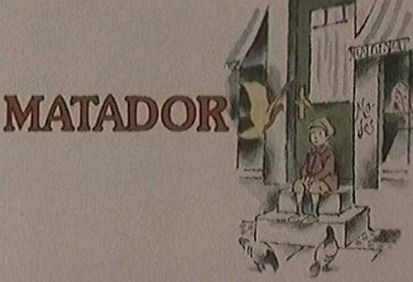Matador bliver igen et kæmpehit! matador,