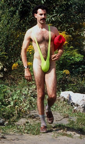 Borat får kunstpris i Kazakhstan Borat, Saca Baron Cohen