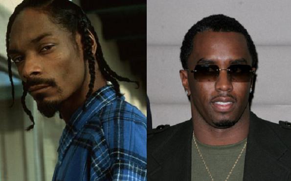 Snoop & Diddy til København Snoop Dogg, P. Diddy