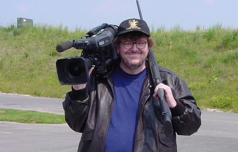 Michael Moore skal ikke punge ud Michael Moore