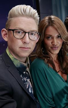 Emil Thorup får hjælp til sex! emil thorup, sexministeriet,