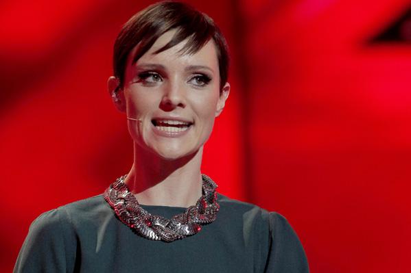 Lise Rønne har født en datter! lise rønne,