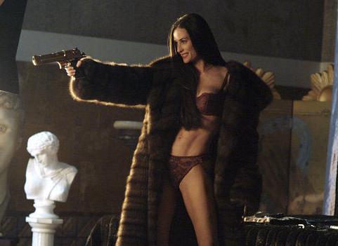 Frække Demi laver nøgenfotos Demi Moore, Ashton Kutcher, fotograf