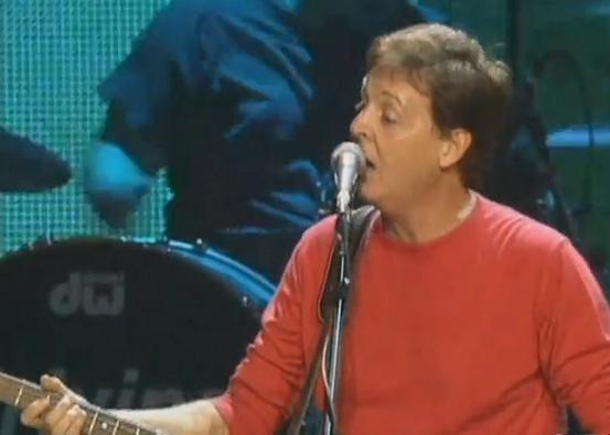 McCartney punger ud McCartney, Heather Mills