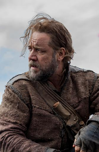Russell Crowe nægter at gå i bad! russell crowe, gladiator, anthony hopkins,