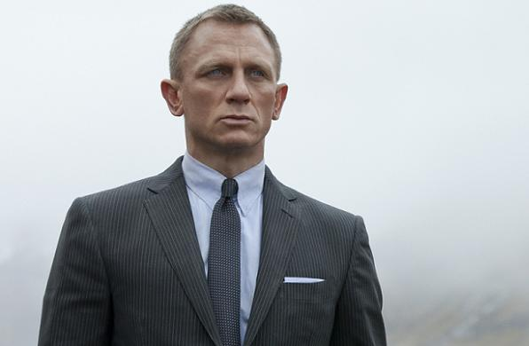 Daniel Craig skal lave flere Bond-film! daniel craig, james bond,
