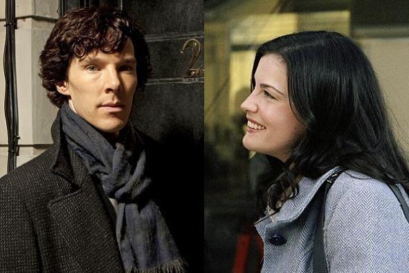 Sherlock Holmes har scoret Liv Tyler! sherlock, liv tyler, benedict cumberbatch, hobbitten,