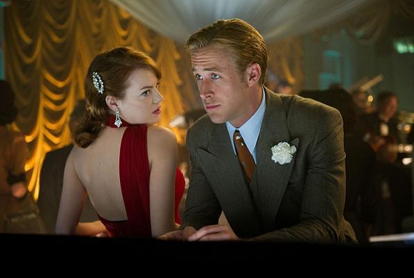 Ryan Gosling i seng med Emma Stone! ryan gosling, emma stone, eva mendes,