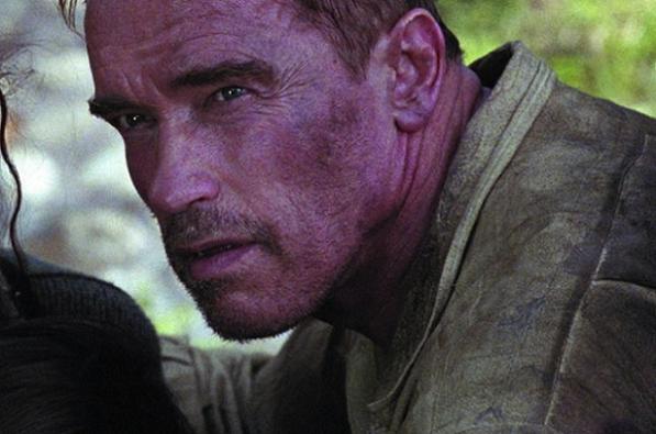 Schwarzenegger kysser dansker! arnold schwarzenegger,