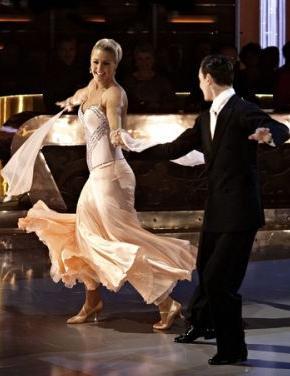 Vild med dans gjorde Ottesen feminin! vild med dans, jeanette ottesen,