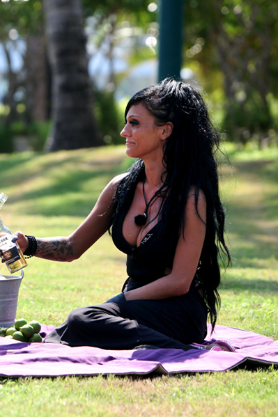 Større bryster til Paradise-Angelin! angelin jobda, paradise hotel,