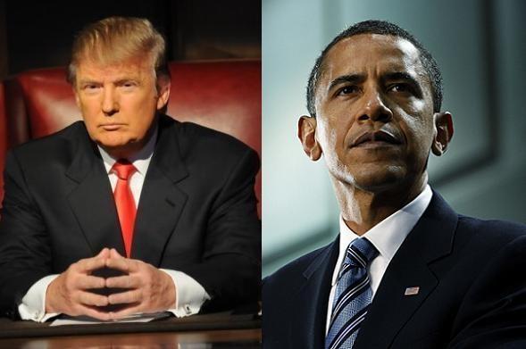 Trump: $5 mio. for Obama-afsløring! donald trump, barack obama, præsidentvalg,