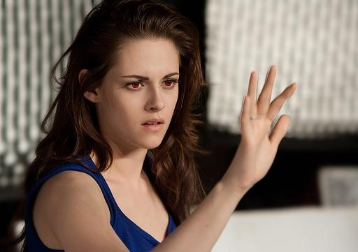 Stewart nyder modertilværelsen! kristen stewart, twilight, robert pattinson,