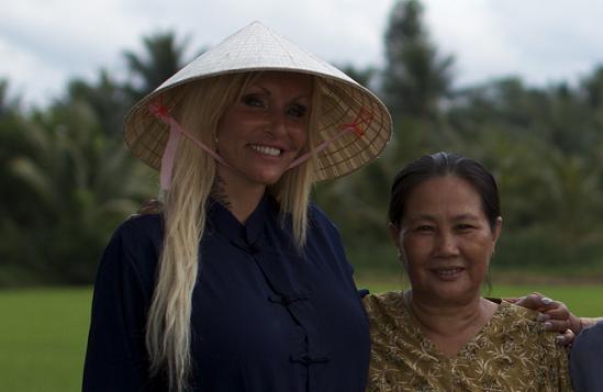 Linses bryster for store til Vietnam! linse kessler,