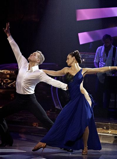 Joakim & Claudia vinder dansedysten! vild med dans,
