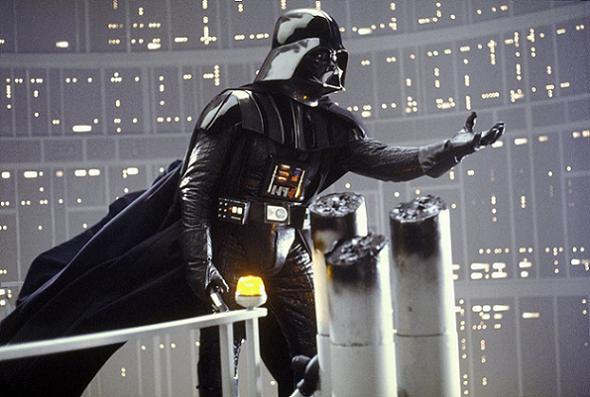 Rygte: Darth Vader genopstår! darth vader, star wars,