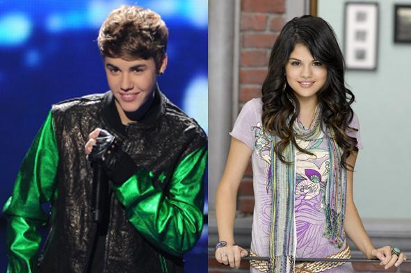 Bieber og Gomez i offentligt skænderi! justin bieber, selena gomez,