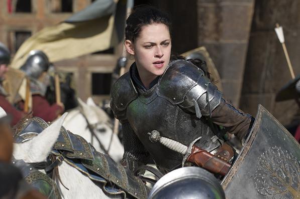 Stewart bekræfter Snow White-toer! kristen stewart, snow white and the hunstman,