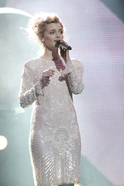 Ida rådgiver nye X Factor-deltagere! ida østergaard, x factor,