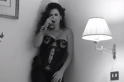 Penélope Cruz bliver lingeri-sanger! penelope cruz,