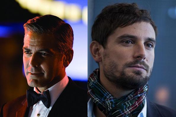 Clooney slår Borgens pæne mænd! george clooney, borgen, julie agnete vang christensen,