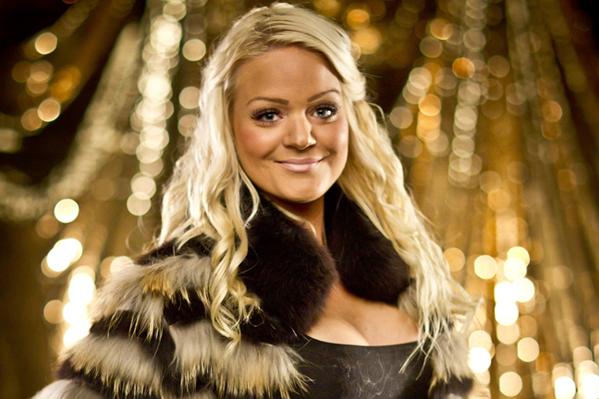 Julie von Lyck scorer Paradiso! julie von lyck, steffan bak, paradise hotel, divaer i junglen,
