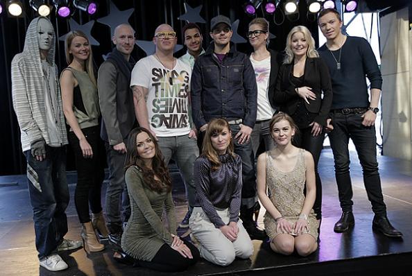 Kendte sangere i Melodi Grand Prix! dansk melodi grand prix, kate hall,