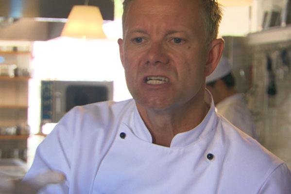 Casper C. åbner restaurant! casper christensen,