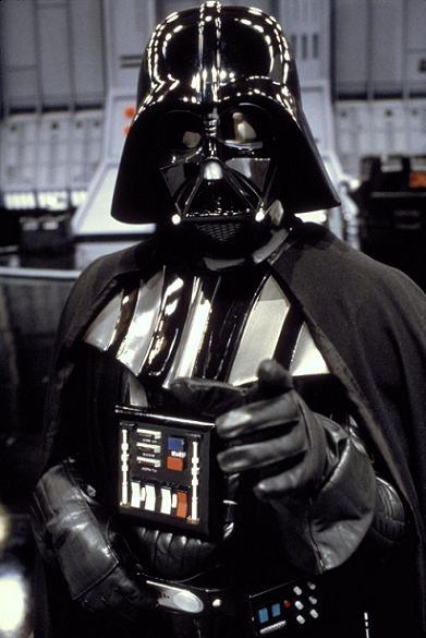 Star Trek-mand instruerer Star Wars! star trek, star wars,