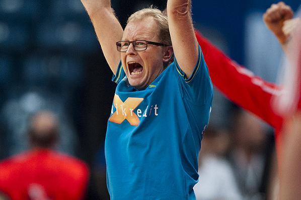 Wilbek vil fejre sejr med burger! ulrik wilbek, vm-håndbold,