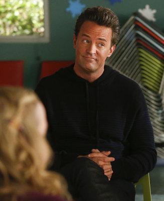Monica og Chandler sammen igen! venner, courteney cox, matthew perry,