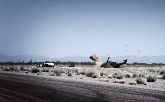 Helikopterstyrt i Top Gear! top gear,