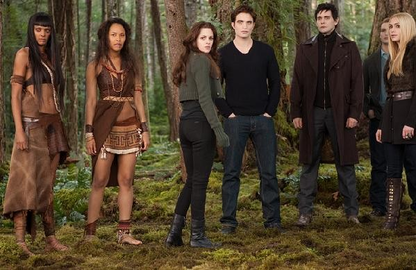 Twilight er årets værste film! twilight, razzies, oscar,
