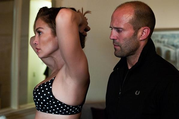 Lopez: Nervepirrende strip i ny film! jennifer lopez, jason statham,
