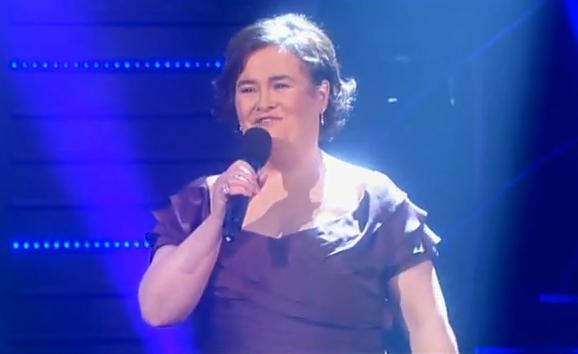 Susan Boyle bliver filmstjerne! susan boyle,