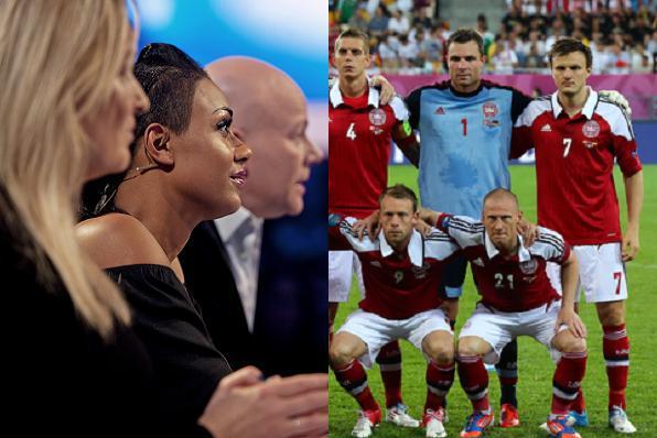 TV: X Factor mod landsholdet! x factor, tjekkiet - danmark,