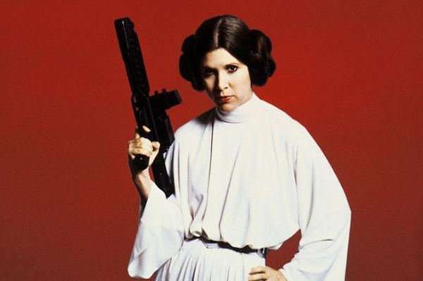 Originale Leia tilbage i ny Star Wars! star wars, princess leia, carrie fisher,