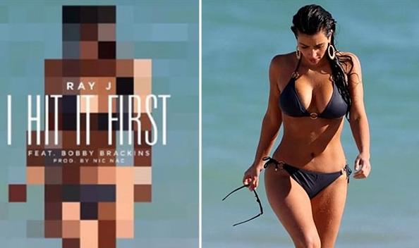 Kim Ks sexbånd-eks med ny video! kim kardashian, ray j,