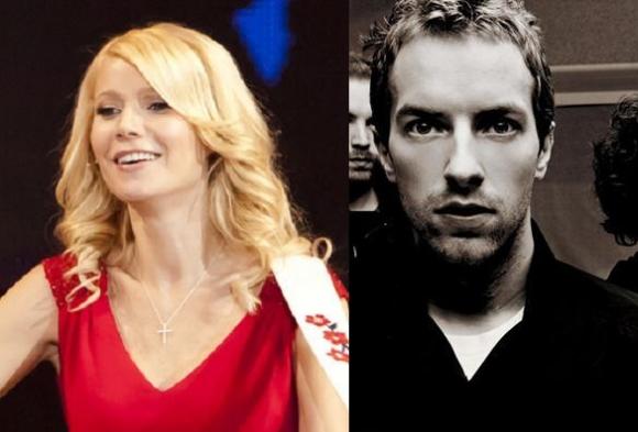 Paltrow og Martin gift pga. rygter! gwyneth paltrow, chris martin, coldplay, iron man 3,