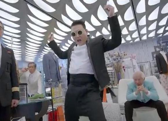 Gangnam Style-opfølger giganthitter! psy, gangnam style, gentleman m/v,