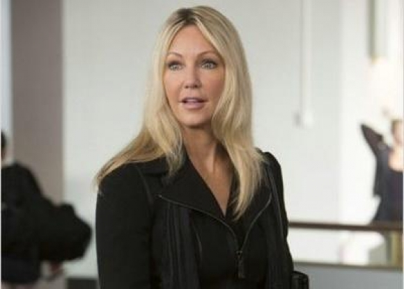 Locklear: Sæd som ansigtscreme! heather locklear,