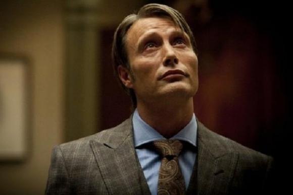 Bandlyst Hannibal-afsnit vises i aften! hannibal, mads mikkelsen,