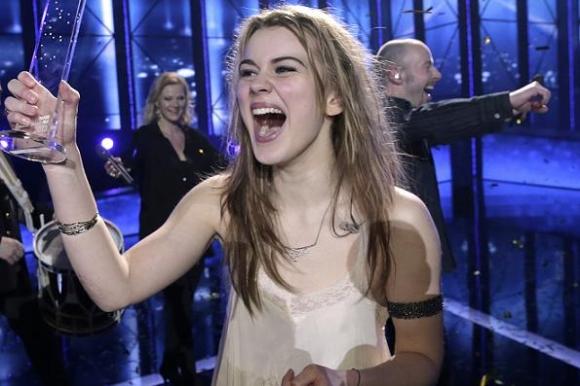 Emmelie usikker før Eurovision! emmelie de forest, melodi grand prix, eurovision,